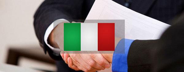 İtalya Şirket Kuruluşu