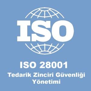 ISO 28001 Tedarik Zinciri Güvenliği Yönetimi
